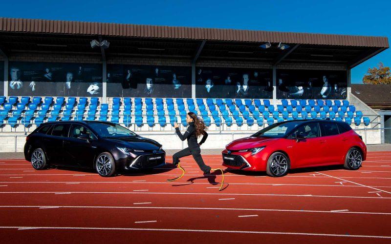 Abassia Rahmani, Toyota Corolla Hatchback, Toyota Corolla Touring Sports
